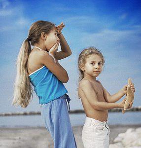 bambini al mare esclusiva tips realese: tutti gli utilizzi realese model: sì