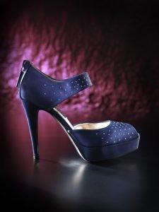 scarpa blu swarosky 016